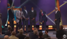 Bill Russell Points To Kareem, Shaq, Zo, Admiral, Dikembe & Says 'I Would Kick Your Ass' (VIDEO)