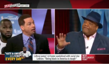 Broussard Calls Out Whitlock For Shooting Down Black People Anytime Racism Is Brought Up (VIDEO)