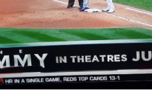 MLB Network Graphic Inadvertently Creates A NSFW Title For 'The Mummy' (PIC)