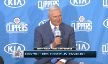 Clippers Paying Jerry West $4M-$5M Per Season In Hopes Of Landing LeBron James In 2018
