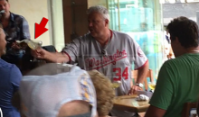 New Bar Fight Video Released of Rex & Rob Ryan Cussing Out Bar Patron & Spilling a Drink on Him (VIDEO)