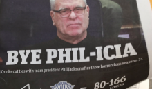 New York Newspapers Roast Phil Jackson After Knicks Fire Him