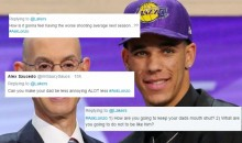 Los Angeles Lakers Start a #AskLonzo Hashtag & It Goes Terribly Wrong (TWEETS)