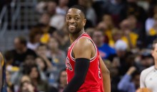 "Dwyane Wade Picks Up Bulls Option, Says He Has ""24 Million Reasons"" To Do So"
