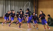 Japanese Kids Set New Guinness Jump Rope Record with Unbelievable Precision (Video)