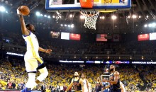 Kevin Durant Had SIX DUNKS in the First Half of Game 1, So Let's Watch Them (Video)
