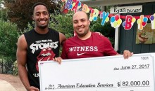 Titans Cornerback Logan Ryan Uses Signing Bonus to Pay of His Brother's Student Loans (Pic)