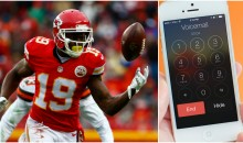Jeremy Maclin Was Released By Chiefs Via Voicemail
