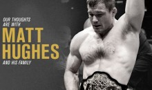 BREAKING: Matt Hughes Airlifted To Medical Facility After Truck Collides With Moving Train