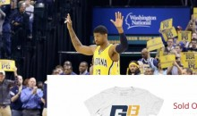 After Lakers Report, Indiana Clothing Store Gave Away All Paul George Gear For Free