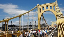 MLB Umpire Stops Woman from Jumping Off Bridge Outside Pirates Stadium