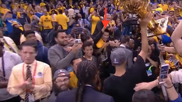 steph curry hat thief suspect 3