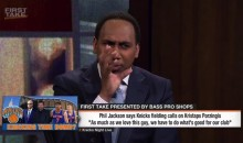 Lamar Odom Blasts Stephen A. Smith For Making Fun Of His Crack Addiction (VIDEO)