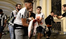 Thousands Injured in Stampede at Juventus Champions League Final Viewing Party in Turin (Video)