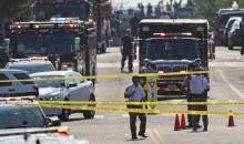 Watch: Intense Video of Gun Battle Between Law Enforcement and GOP Baseball Shooter