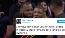 Fox Sports Analyst Clay Travis Thinks LeBron is Lying About Racist Graffiti