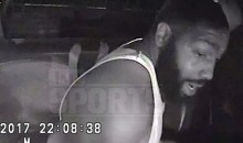NFL's Adolphus Washington Crazy Arrest Video; Had Gun In Hand & Is Lucky to Be Alive (VIDEO)