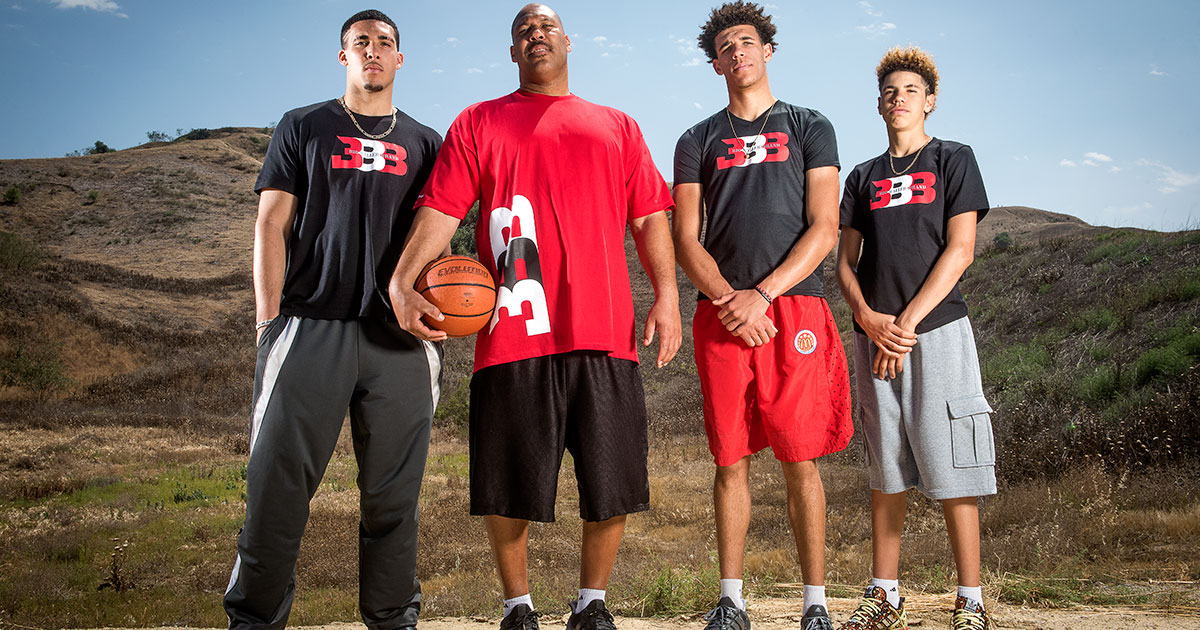 LaVar Ball and family to star in reality TV series on Facebook