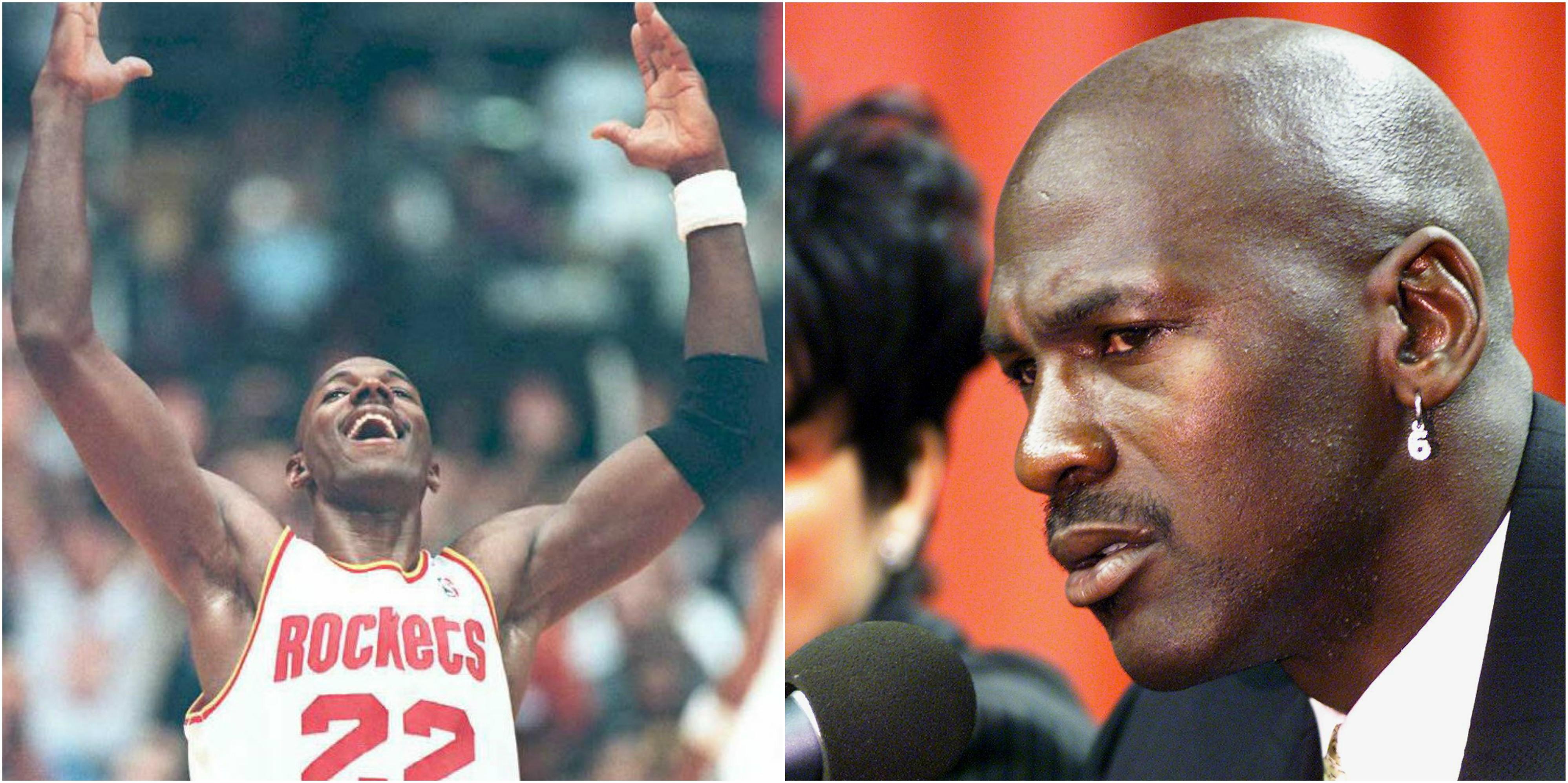 Clyde Drexler Believes Houston Would ve Beat The 1995 Bulls Like