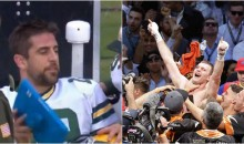 Aaron Rodgers Calls Boxing 'A Joke' & 'Rigged' After Pacquiao-Horn Decision