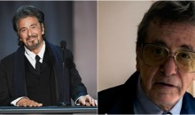 Al Pacino Lookin' Like Joe Paterno as Production of Biopic Begins