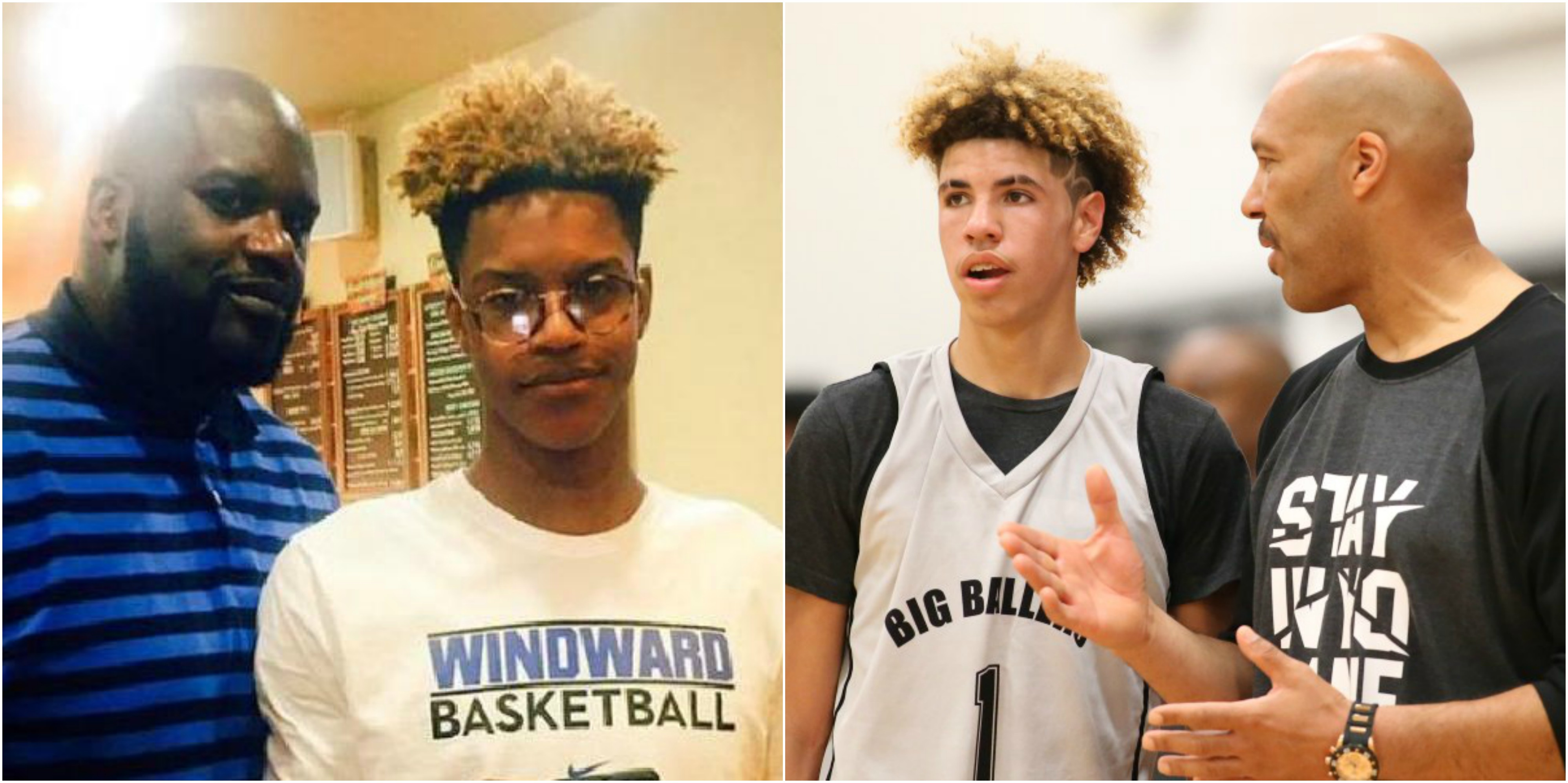 ball brothers. now that one of the ball brothers has made it into nba (that would be lonzo ball), all eyes have shifted to youngest ball, lamelo. m