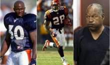 Corey Dillon on Hall of Fame: 'O.J. Simpson Is In There & My Numbers Are Better Than His'