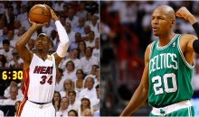 "Ray Allen Says It's Time For Boston Celtics Fans To ""Get Over It"""