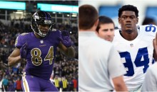 REPORT: Baltimore Ravens Lead The NFL In Drug Suspensions; Cowboys Are 2nd