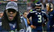 Richard Sherman Explains Why It's No Big Deal That He Told Russell Wilson He 'F*cking Sucks'
