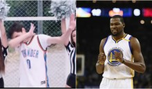 Some Guy Created A Kevin Durant Diss Track: 'Kevin Is A Snake' (VIDEO)