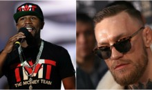 Mayweather Plans To Troll The Hell Out Of Conor McGregor When He Walks To The Ring Before Fight (VIDEO)