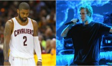 REPORT: Kyrie Irving's Decision To Request Trade Was Influenced By Justin Bieber's Pastor