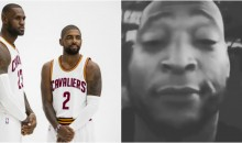 LeBron James' Stepfather Da Real Lambo Fires More Shots At LeBron; Takes Kyrie's Side In Beef (VIDEO)