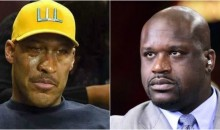 Shaquille O'Neal Drops LaVar Ball Diss Track (AUDIO)