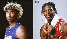 Graphic Designer Puts Together Pics Of Past NBA Stars With Current Hairstyles (PICS)