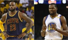 Kevin Durant Says LeBron James Is Not Better Than Him