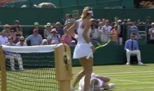 Bethanie Mattek-Sands' Knee Injury At Wimbledon May The Worst Thing You Will Ever See (VIDEO)