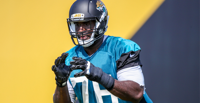 Opportunity opens for rookie Cam Robinson to start in Jacksonville