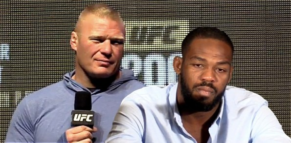 Brock-Lesnar-and-Jon-Jones-UFC-200