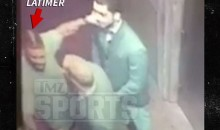 Broncos' Cody Latimer Slaps Strip Club Bouncer, Gets Pepper Sprayed, Then His Uncle Gets KO'd (VIDEO)