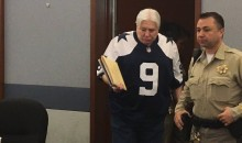 Dallas Cowboys Fan Facing Death Penalty Wears Tony Romo Jersey To Sentencing (VIDEO)