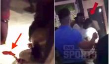 New Video Shows DJ Bloodied, Being Carried Out of Club After Ezekiel Elliott KO (VIDEO)