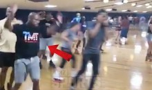 Floyd Mayweather is an AWESOME Rollers Skater!…And It's Hilarious! (VIDEO)