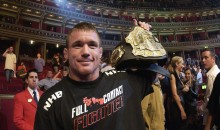 Matt Hughes Awakens From Coma After Colliding With Moving Train A Month Ago