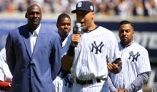Michael Jordan Joins Derek Jeter's Group Bid For Miami Marlins