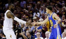 LeBron Ponders Why NBA Has A Salary Cap; Says Steph Curry Worth $400 Million
