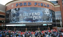 The Lions Will No Longer Hang Banners At Ford Field Just For Making The Playoffs