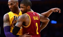 Kobe Bryant Responds To People Accusing Him of Influencing Kyrie's Trade Demands