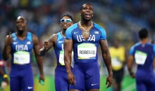 Olympic Gold Medalist Blames Positive Drug Test on…Kissing His Girlfriend (Really!)